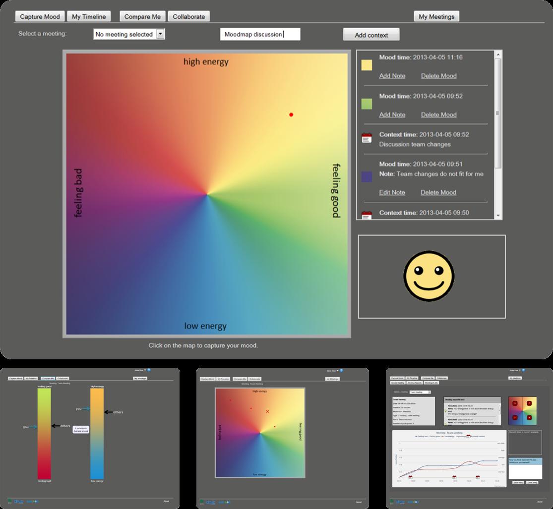 MoodMap – Colour Your Mood!