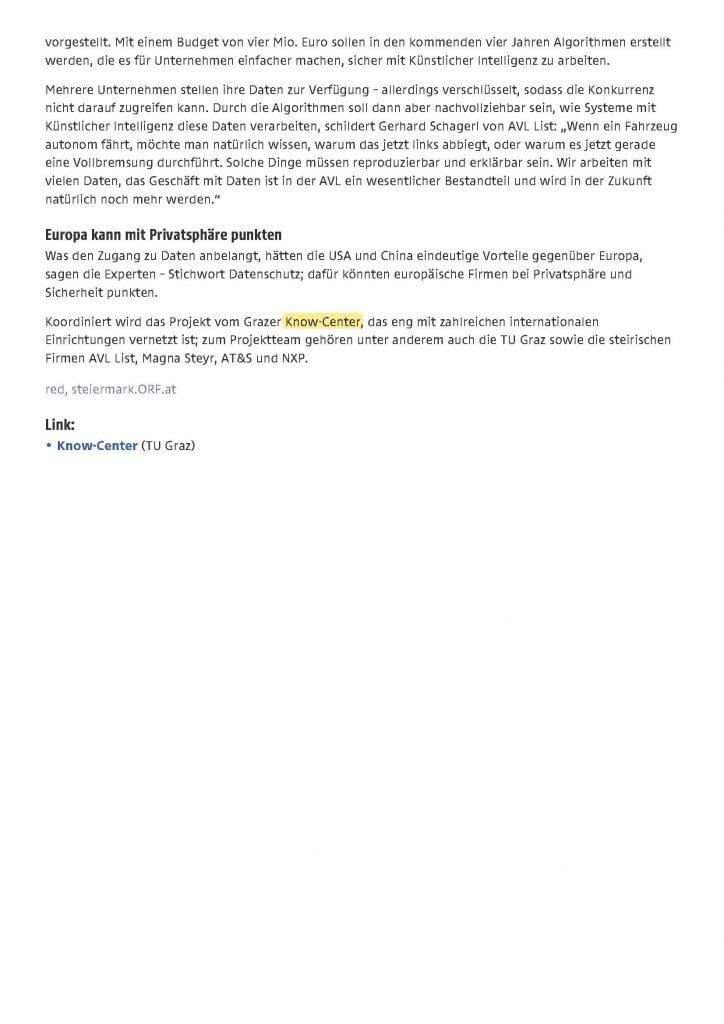 2020-02-10_ORF-Stmk_KnowCenter_Seite_2
