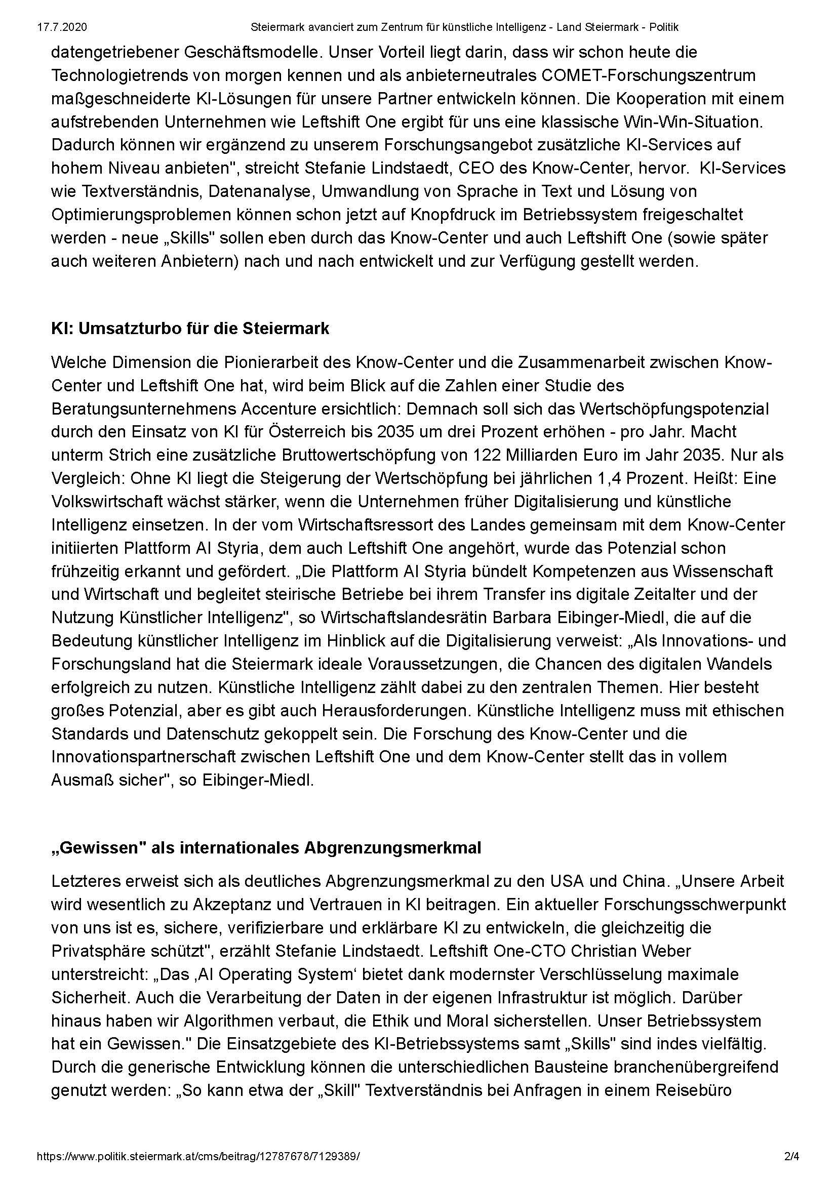 2020-07-07_Steiermark avanciert zum Zentrum für künstliche Intelligenz-Land Steiermark - Politik_Seite_2
