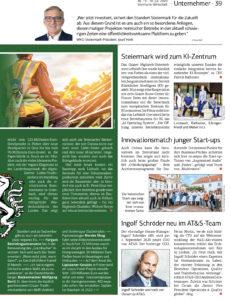 Steiermark wird zum KI-Zentrum