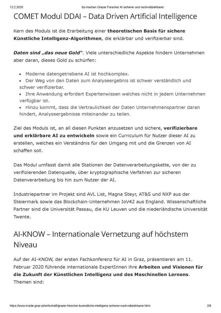 2020-02-12_inside-graz.at_So machen Grazer Forscher künstliche Intelligenz sicherer und nachvollziehbarer_Seite_2