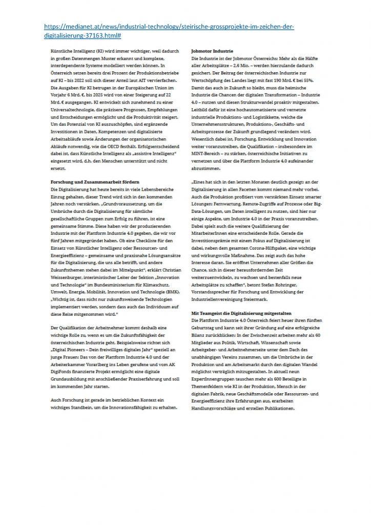 2020-12-10_medianet.at_Steirische Großprojekte im Zeichen der Digitalisierung_Seite_2