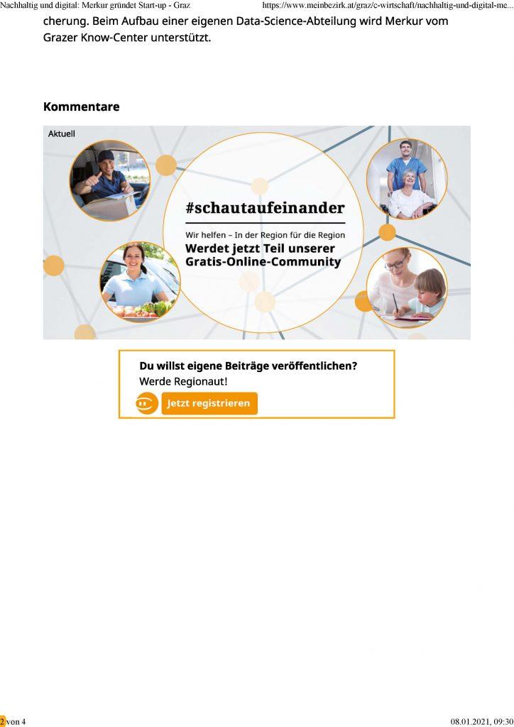 2021-01-01_meinbezirk.at_Nachhaltig und digital_ Merkur gründet Start-up - Graz_Seite_2