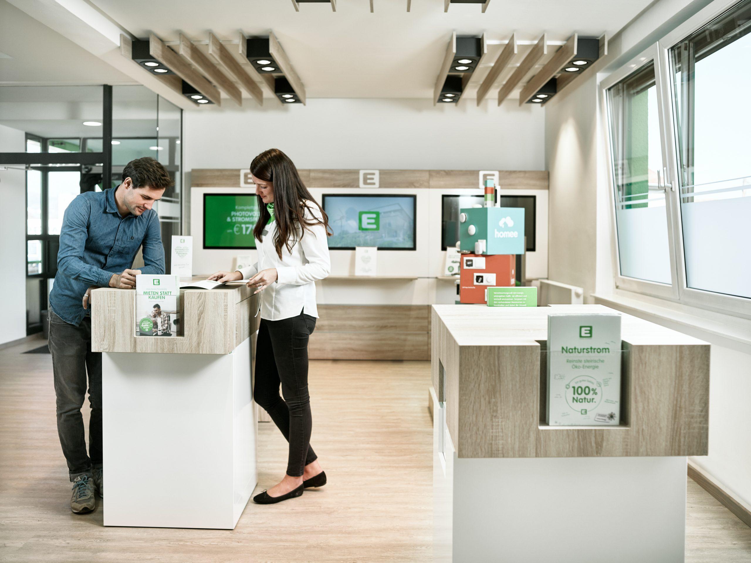 Energie Steiermark Digitalisierter Kundenservice