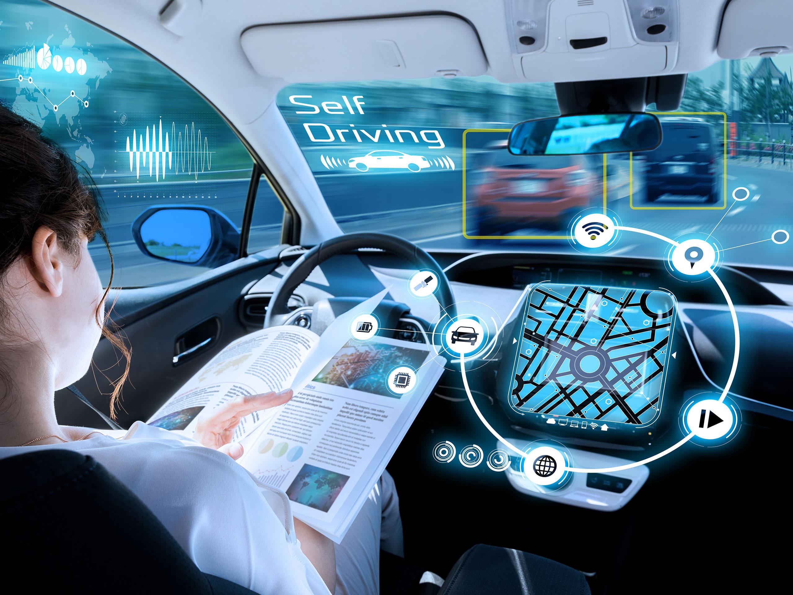 Magna – Datenanalyse für automatisiertes Fahren