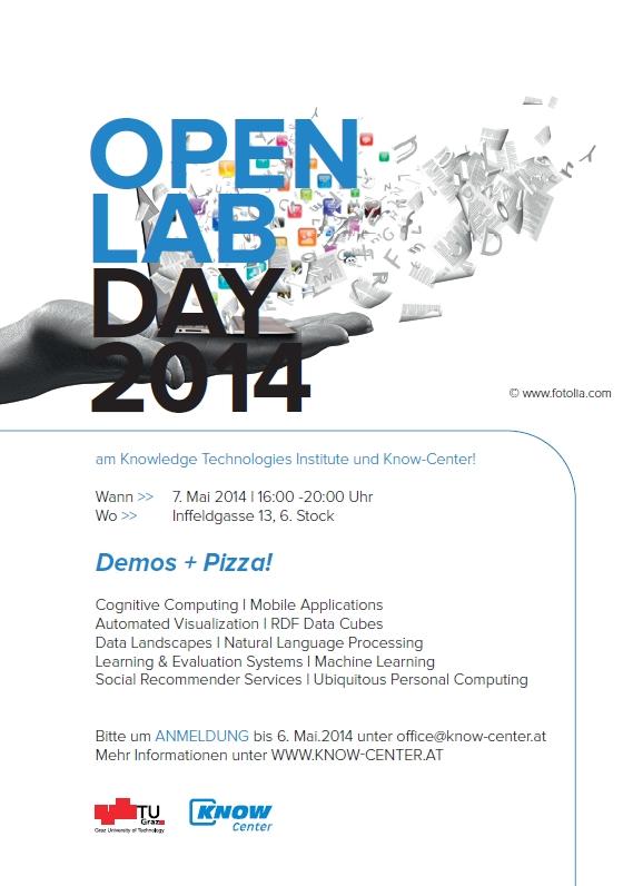 Open Lab Day weckte reges Interesse