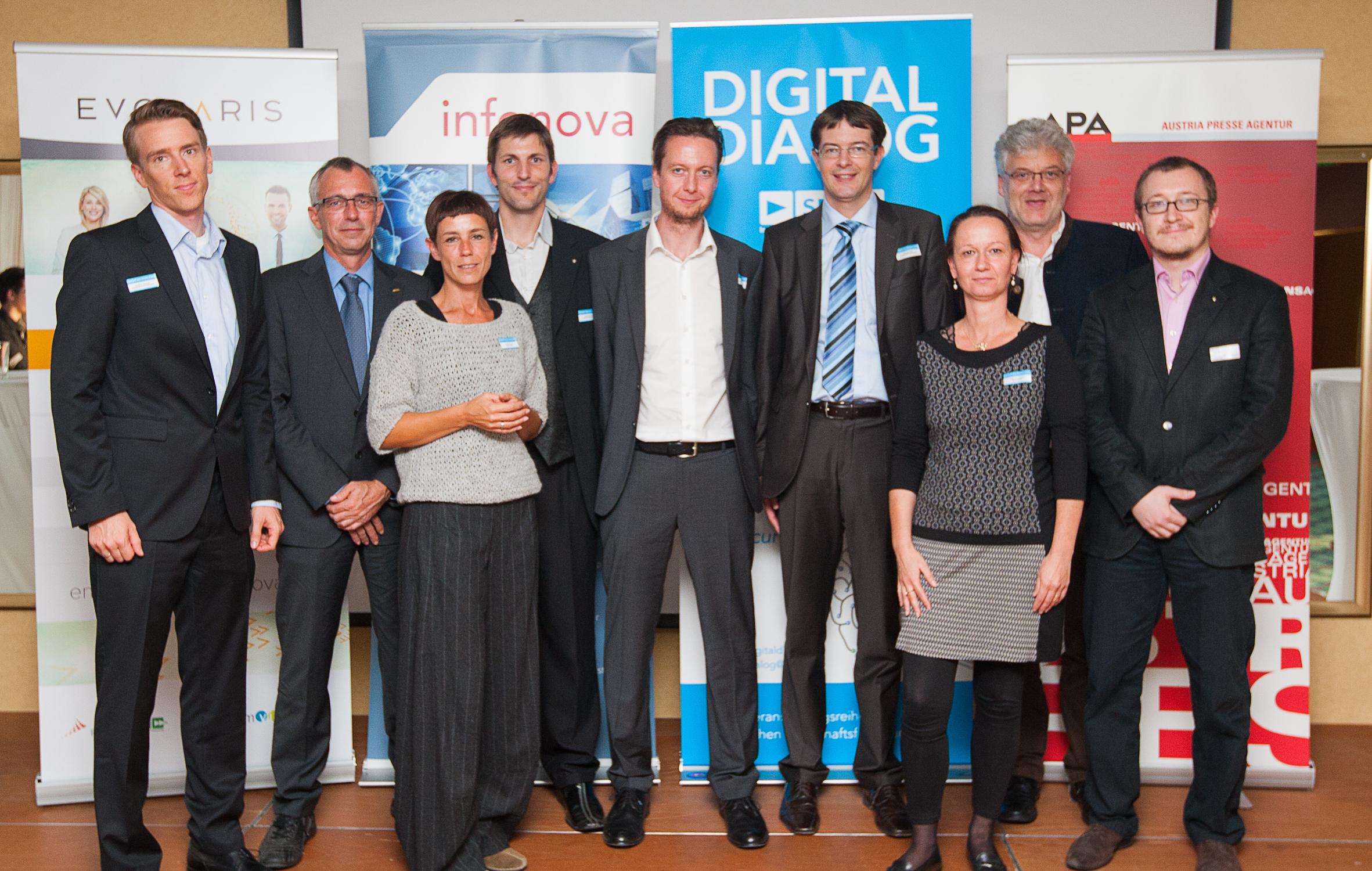 Erfolgreicher Digital Dialog zu Industrie 4.0
