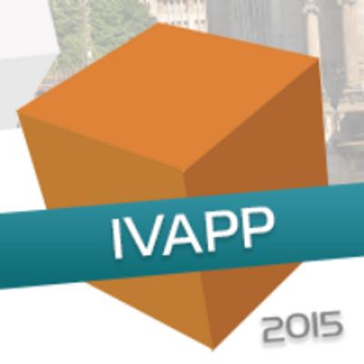 Know-Center Poster auf IVAPP Konferenz