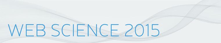 Know-Center Workshop auf ACM Web Science Konferenz!