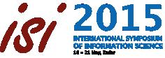 Know-Center Paper auf ISI 2015 Konferenz