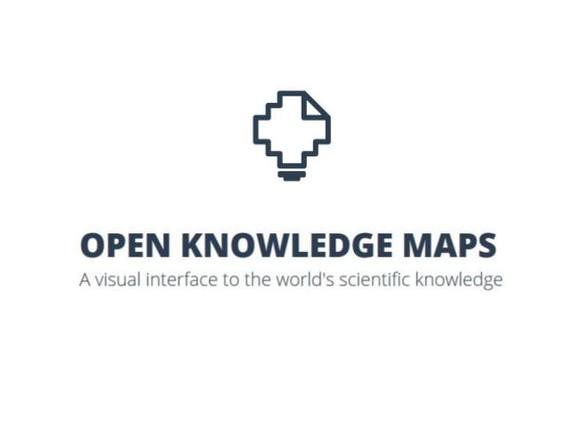 Know-Center ist nun Mitglied im Kernteam von Open Knowledge Maps