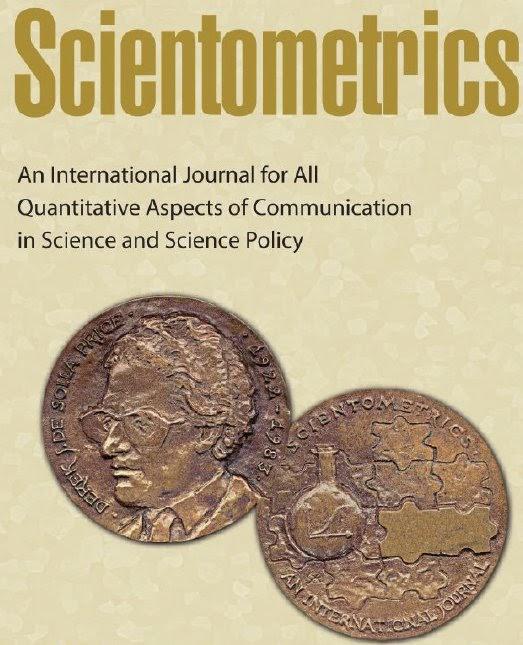 Know-Center Publikation im Scientometrics Journal