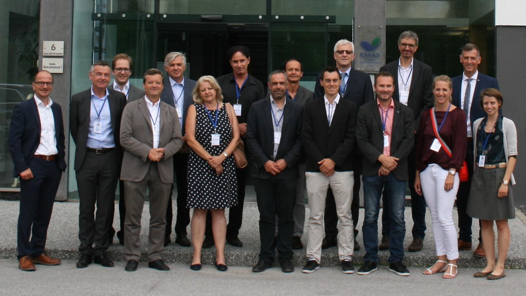 Know-Center bei IV-Tirol zum Thema Big Data