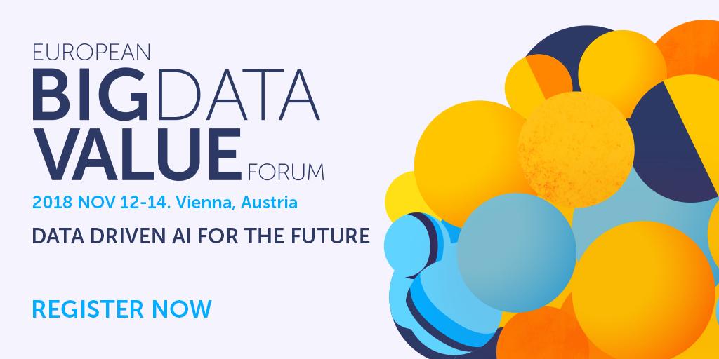 Ein Blick in die Zukunft von Big Data und AI am European Big Data Value Forum