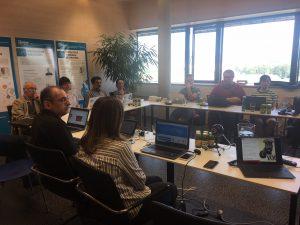 AFEL Konsortiums- und Beiratstreffen am Know-Center