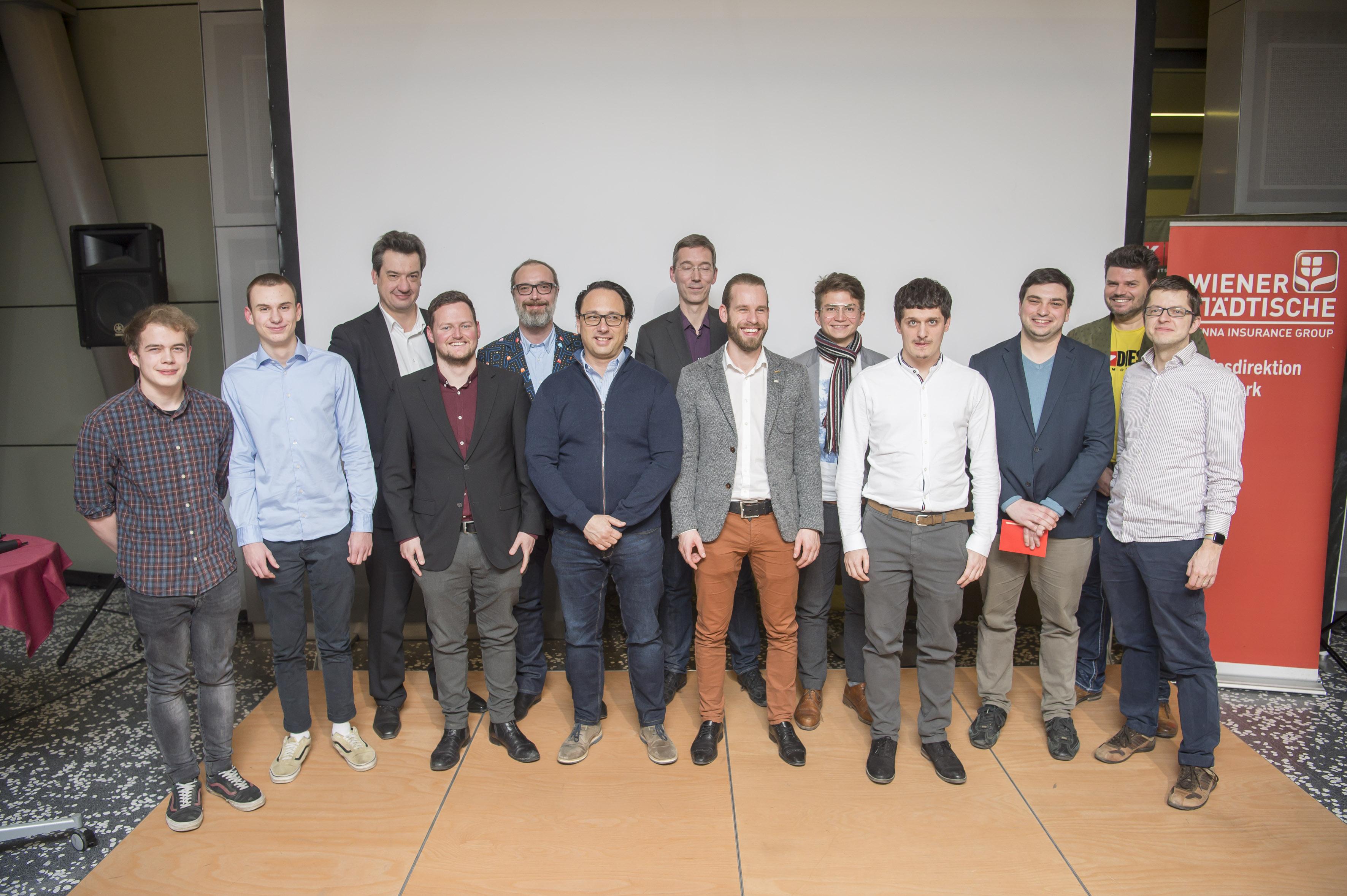 Know-Center gibt den Startschuss für KI in der Steiermark
