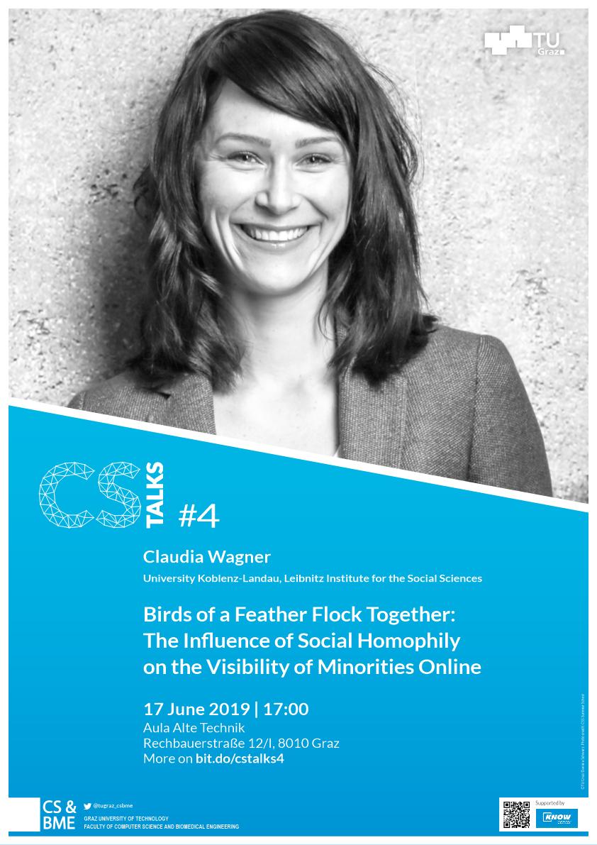 4. Runde der CS Talks über Minderheiten in sozialen Netzwerken