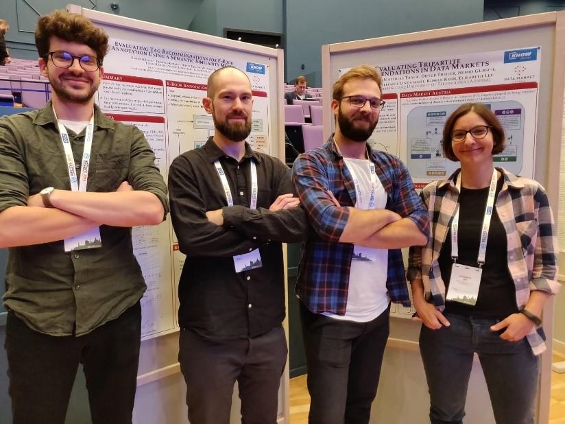KNOW-CENTER @ 13. Internationalen ACM-Konferenz für Recommender-Systeme